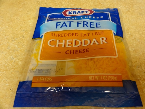 Contrary to popular belief, fat-free cheese does not taste like plastic.