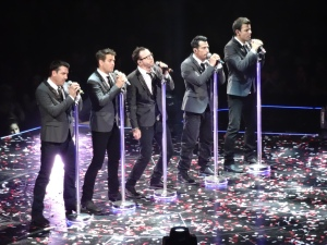 The beautiful men of NKOTB.