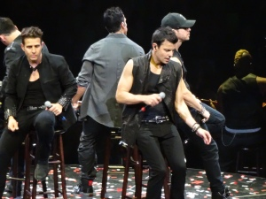 The lovely men of NKOTB.